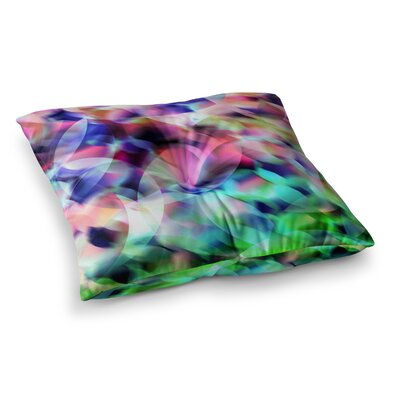 Party by Gabriela Fuente Floor Pillow Size: 26 x 26