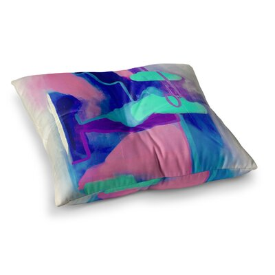 Needed Me by Geordanna Fields Floor Pillow Size: 26 x 26