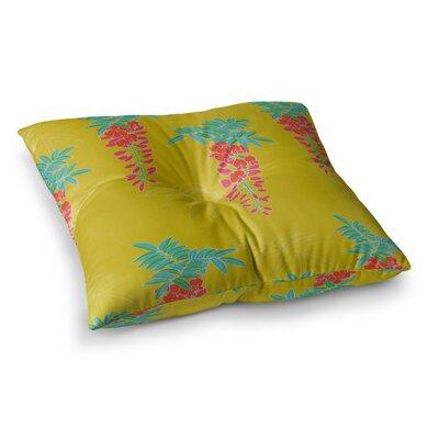 Ipanema by Gukuuki Floor Pillow Size: 23 x 23