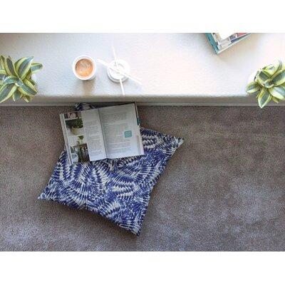 Iggy Palms by Gukuuki Floor Pillow Size: 23 x 23