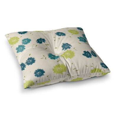 Mollie by Gukuuki Floor Pillow Size: 23 x 23