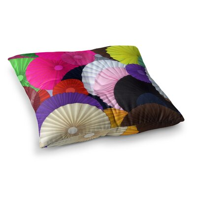 Madness by Heidi Jennings Floor Pillow Size: 23 x 23