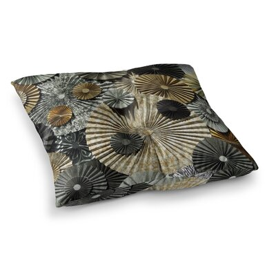 All That Glitters by Heidi Jennings Floor Pillow Size: 26 x 26