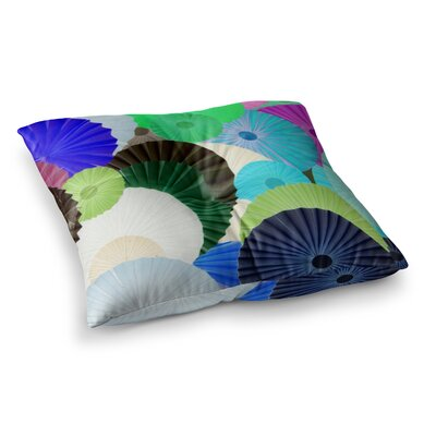 Wonderland by Heidi Jennings Floor Pillow Size: 23 x 23