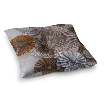 Venice by Heidi Jennings Floor Pillow Size: 26 x 26