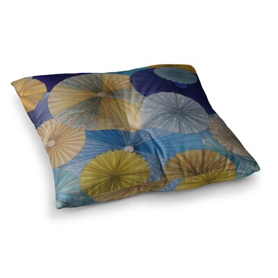 Suspension by Heidi Jennings Floor Pillow Size: 26 x 26