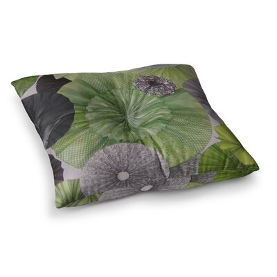 Serenity by Heidi Jennings Floor Pillow Size: 23 x 23
