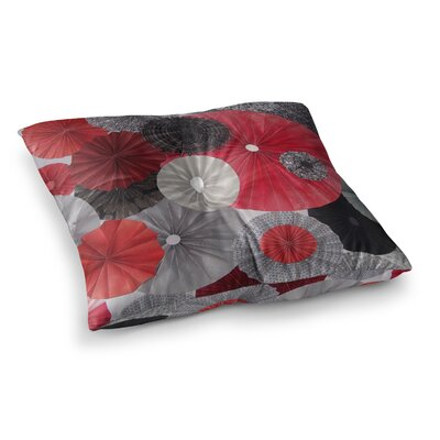 Kyoto by Heidi Jennings Floor Pillow Size: 23 x 23