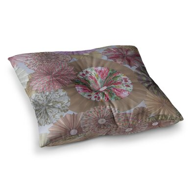 Lady by Heidi Jennings Floor Pillow Size: 23 x 23