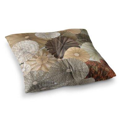 Dusty Road by Heidi Jennings Floor Pillow Size: 26 x 26