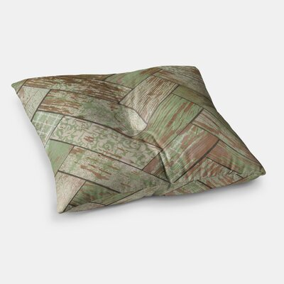 Patina by Heidi Jennings Floor Pillow Size: 23 x 23