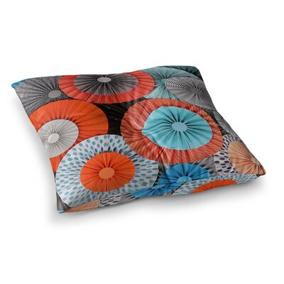 Breaking Free by Heidi Jennings Floor Pillow Size: 26 x 26