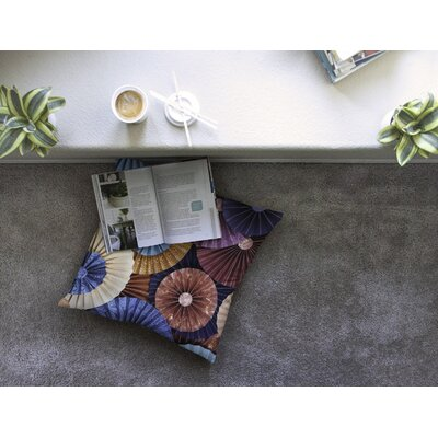 Moroccan by Heidi Jennings Floor Pillow Size: 23 x 23