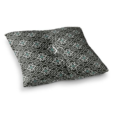 Geometric by Heidi Jennings Floor Pillow Size: 26 x 26