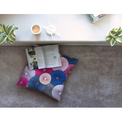 Heidi Jennings Floor Pillow Size: 23 x 23