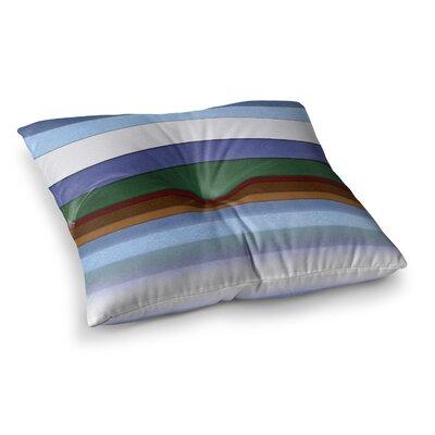 Alaska by Ivan Joh Floor Pillow Size: 23 x 23