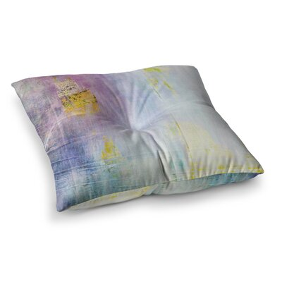 Grunge by Iris Lehnhardt Floor Pillow Size: 26 x 26