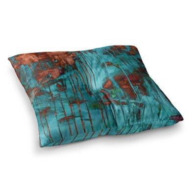 Rusty by Iris Lehnhardt Floor Pillow Size: 26 x 26