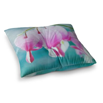 Dicentra by Iris Lehnhardt Floor Pillow Size: 23 x 23