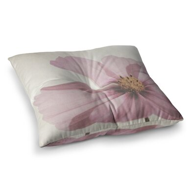 Ethereal Petals by Iris Lehnhardt Floor Pillow Size: 26 x 26