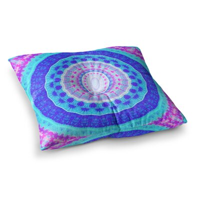 Summer by Iris Lehnhardt Floor Pillow Size: 23 x 23