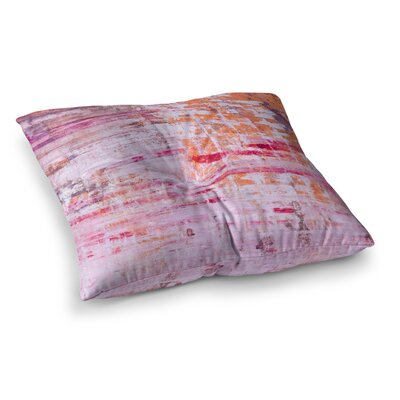 Bittersweet by Iris Lehnhardt Floor Pillow Size: 23 x 23