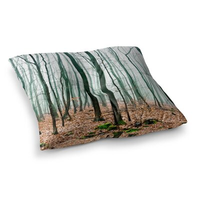Between Times by Iris Lehnhardt Floor Pillow Size: 23 x 23