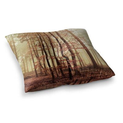 Autumn Again by Iris Lehnhardt Floor Pillow Size: 23 x 23