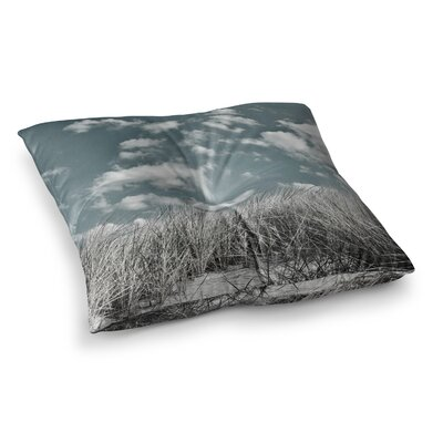 Dunes by Iris Lehnhardt Floor Pillow Size: 23 x 23