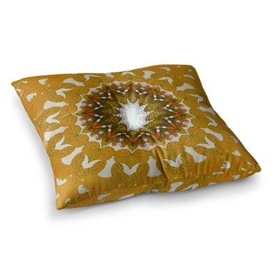 M1 by Iris Lehnhardt Floor Pillow Size: 23 x 23