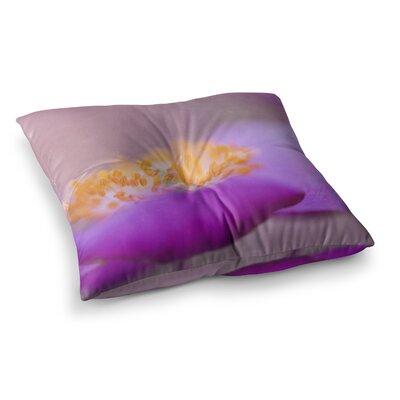 Grace Floral by Iris Lehnhardt Floor Pillow Size: 26 x 26