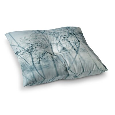 Atmospheric Nature by Iris Lehnhardt Floor Pillow Size: 26 x 26