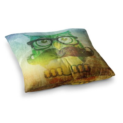 Howly by Iruz33 Floor Pillow Size: 26 x 26