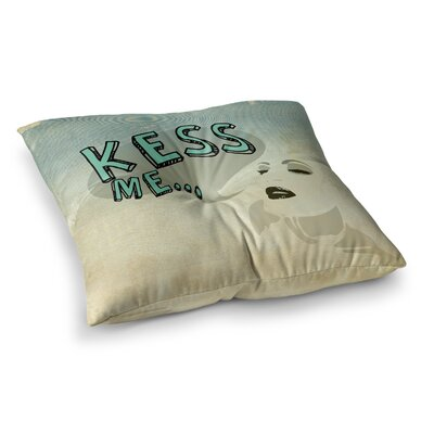 KESS Me by Iruz33 Floor Pillow Size: 26 x 26