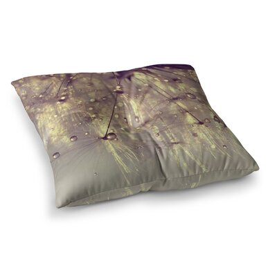 Sparkles by Ingrid Beddoes Floor Pillow Size: 26 x 26