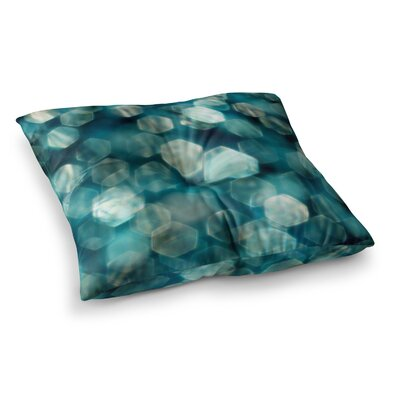 Shades by Ingrid Beddoes Floor Pillow Size: 26 x 26