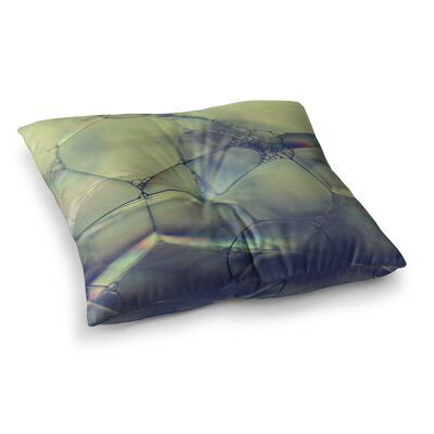 Bubblicious by Ingrid Beddoes Floor Pillow Size: 26 x 26