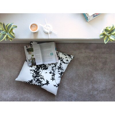 Ingrid Beddoes Floor Pillow Size: 23 x 23