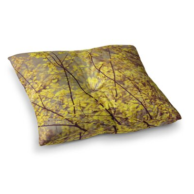 Autumn by Ingrid Beddoes Floor Pillow Size: 26 x 26