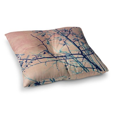 Sweetgum Tree Nature by Ingrid Beddoes Floor Pillow Size: 26 x 26