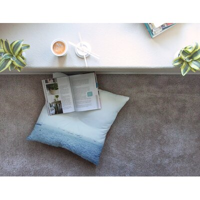 Harbor by Jillian Audrey Floor Pillow Size: 26 x 26