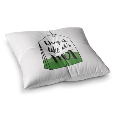 Drop It by Jackie Rose Floor Pillow Size: 26 x 26