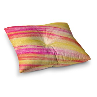 All That Jazz by Ebi Emporium Floor Pillow Size: 23 x 23
