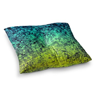 Ombre Love by Ebi Emporium Floor Pillow Size: 26 x 26