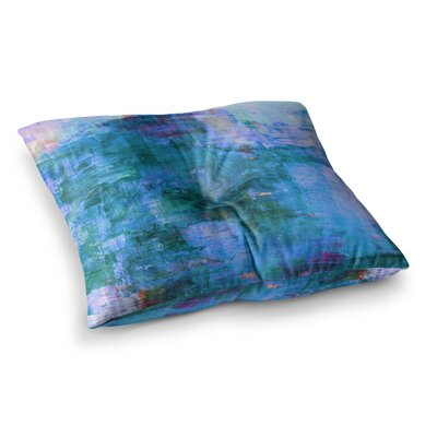 The Reef by Ebi Emporium Floor Pillow Size: 26 x 26