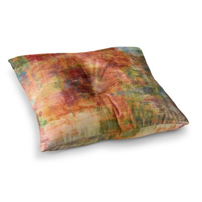 Hazy by Ebi Emporium Floor Pillow Size: 26 x 26