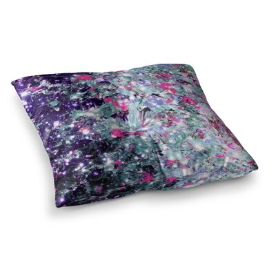 In Perpetuity Painting by Ebi Emporium Floor Pillow Size: 23 x 23