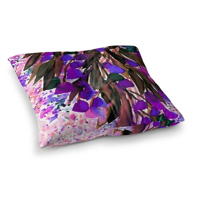 Botanical Regency by Ebi Emporium Floor Pillow Size: 23 x 23