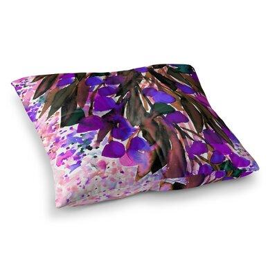 Botanical Regency by Ebi Emporium Floor Pillow Size: 26 x 26