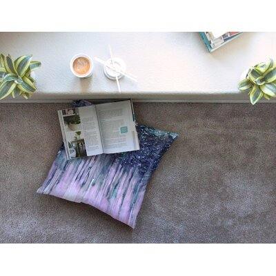 Northwest Vibes 5 by Ebi Emporium Floor Pillow Size: 23 x 23